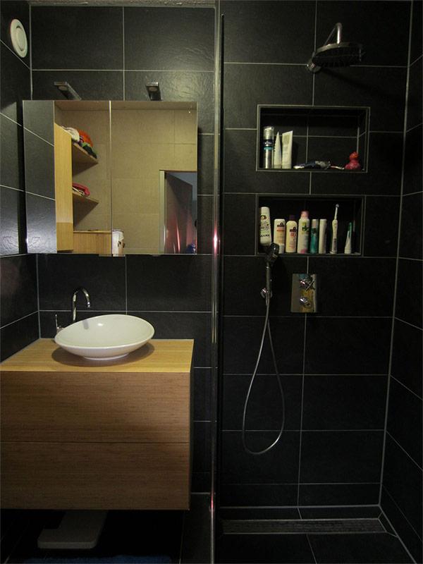 Bamboe badkamermeubel